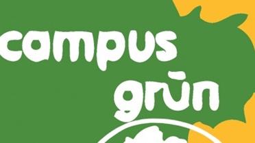 Logo Campusgrün HHU Düsseldorf
