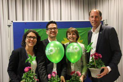 GRÜNE Direktkandidaten für Landtagswahl 2017