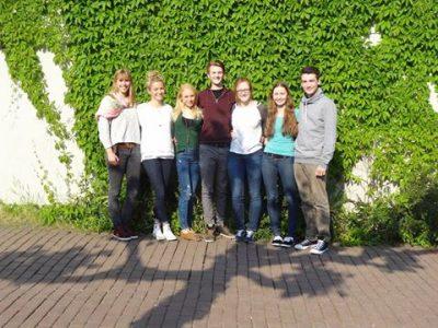 Campusgrün Heinrich-Heine Universität Düsseldorf
