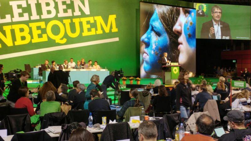 GRÜNE BDK vom 11.11-13.11. in Münster