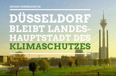 Düsseldorf bleibt Klimaschutzhauptstadt