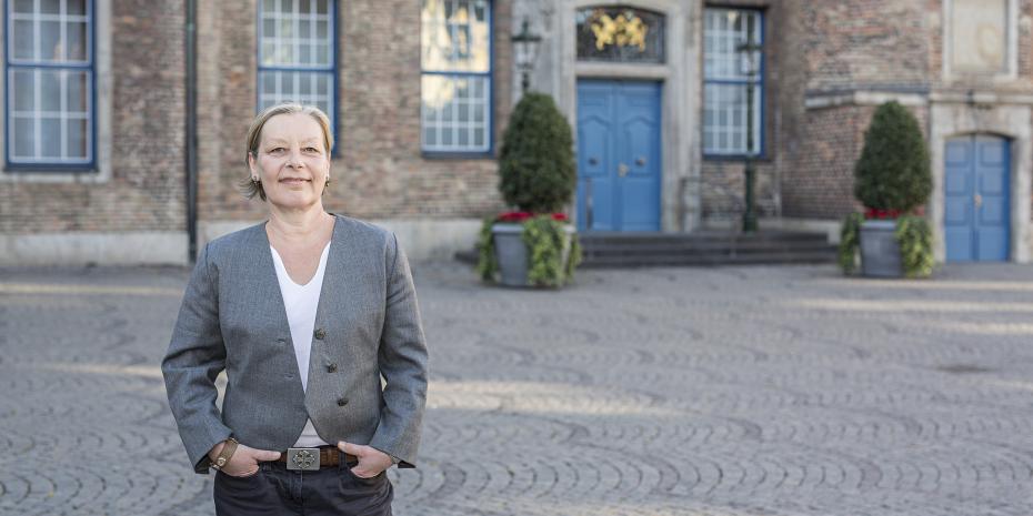 Rede zum Haushalt 2020 Düsseldorf: Angela Hebeler