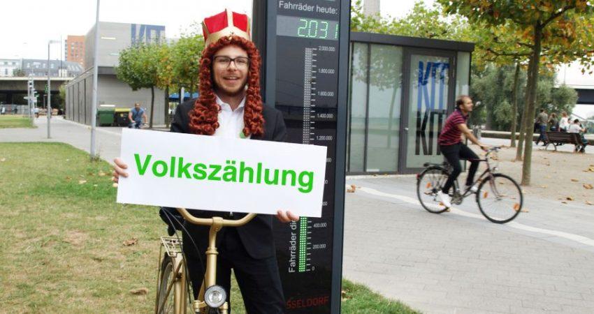 Der Radkönig von Düsseldorf