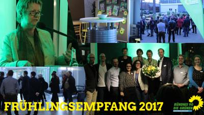 Frühlingsempfang Grüne Düsseldorf Factory Campus