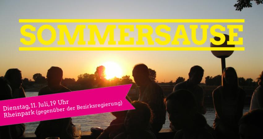 Sommerfest Grüne Düsseldorf