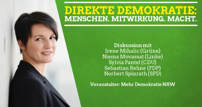 Irene Mihalic Düsseldorf