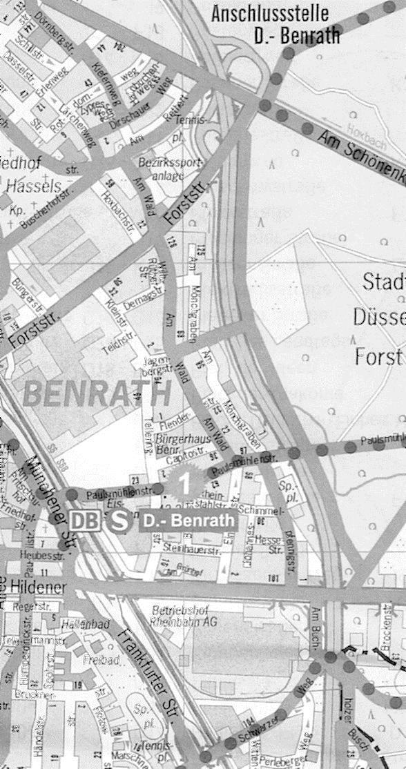 Antrag: Fußgänger- und fahrradfreundlicher Ortsteil Paulsmühle