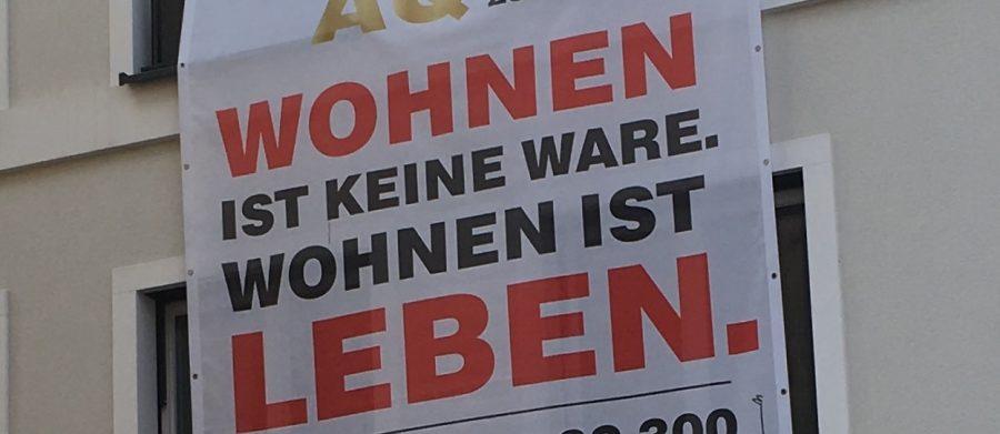 Wohnen ist in Düsseldorf ein Gerechtigkeitsthema!