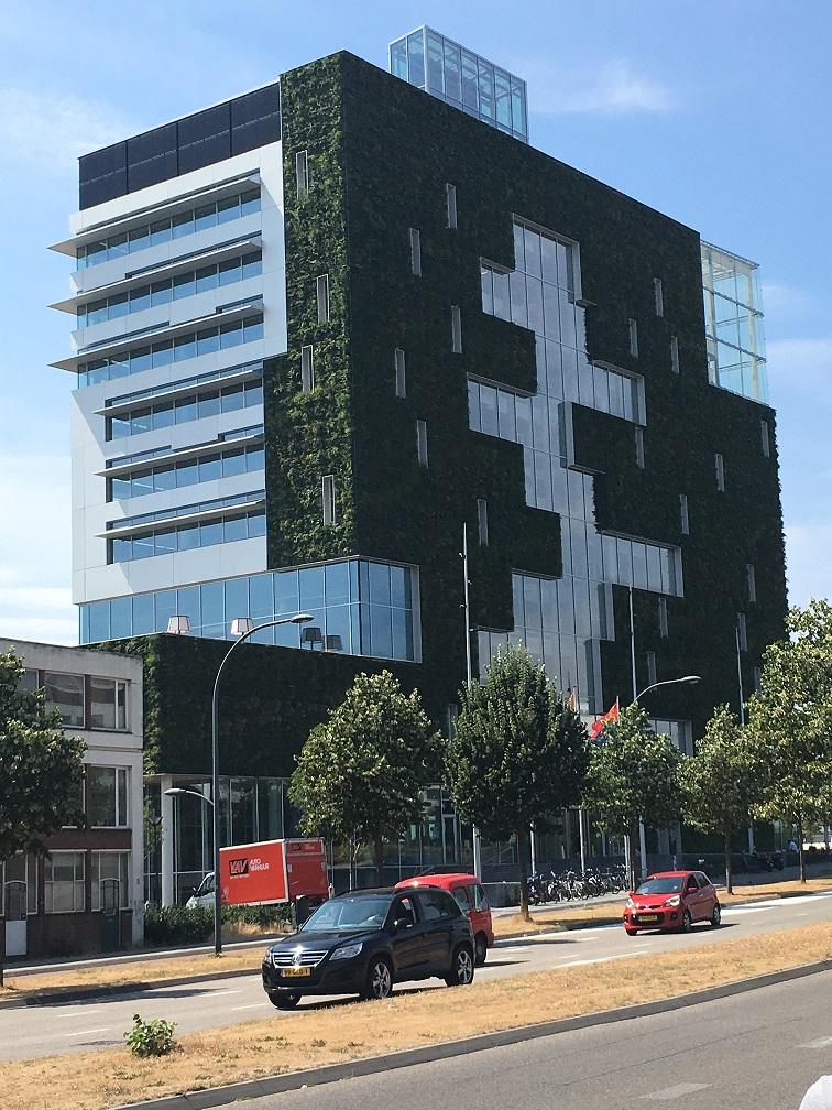 Das neue Rathaus in Venlo