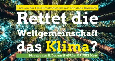 Klimakonferenz Katowice