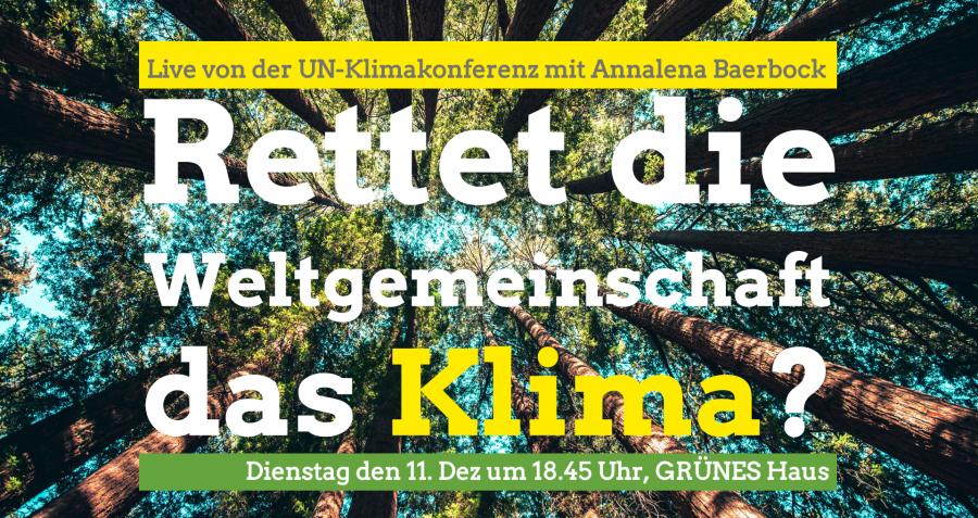 Live aus Katowice von der UN-Klimakonferenz: Berichte, Fragen und Antworten