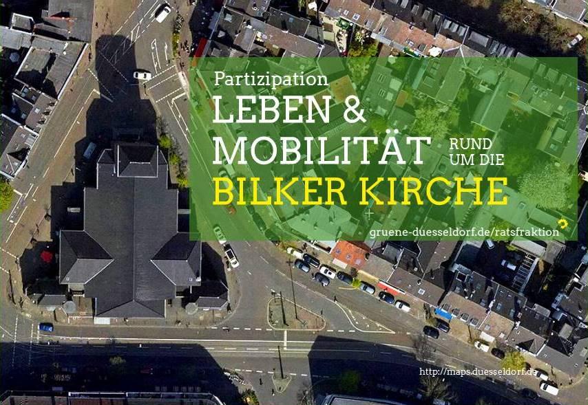 """""""Quartier Bilker Kirche"""" – Partizipationsprozess GRÜNE"""