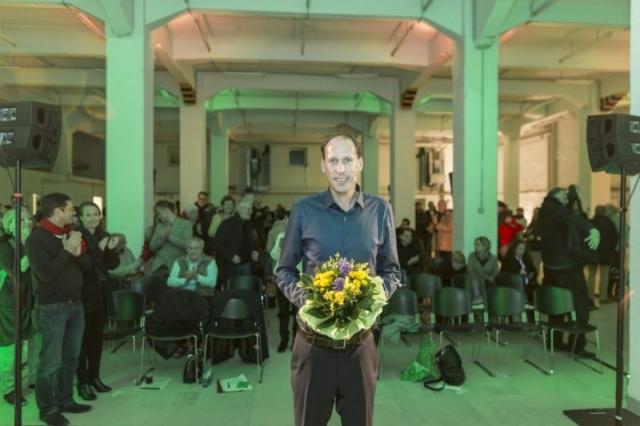 Stefan Engstfeld OB-Kandidat Grüne Düsseldorf MV 21.01.2020 Foto: Dominic Heidl
