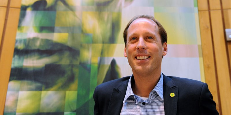 Nominierung zum OB-Kandidaten: Stefan Engstfeld