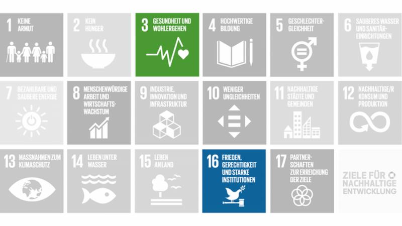 Ordnung SDGs
