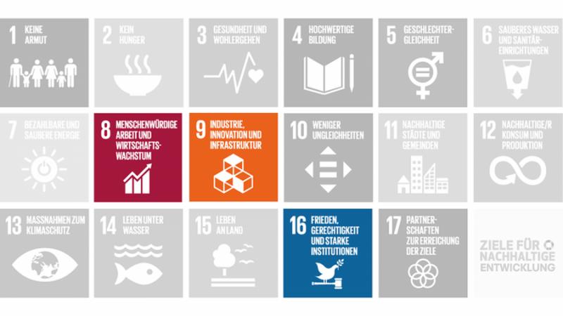 Digitale TRansformation SDGs
