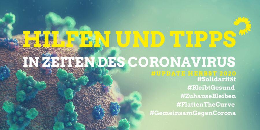 Hilfen und Rat in Zeiten des Coronavirus in Düsseldorf – Sommer 2021