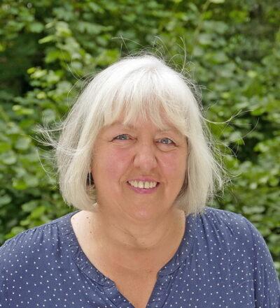 Susanne Ott stellvertretende Bezirksbürgermeisterin