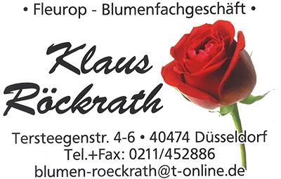 Blumen Röckrath