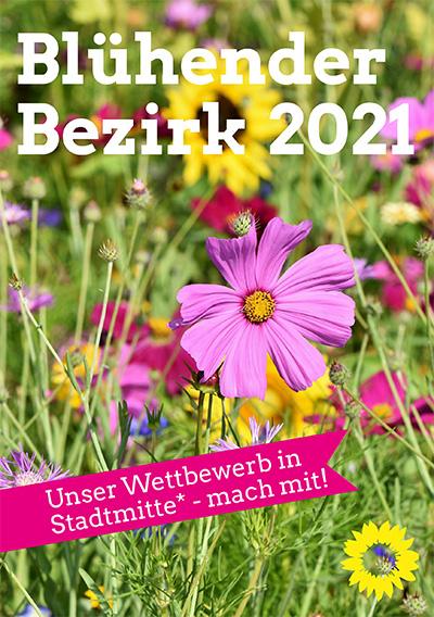 Wettbewerb: Blühender Bezirk SG1