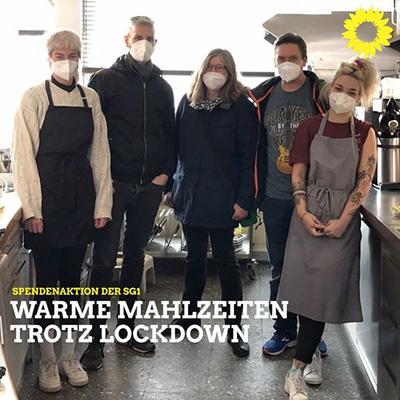 Spendensammlung für Düsseldorfer Drogenhilfe